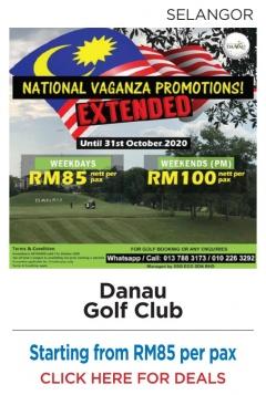 Danau-Golf-Club